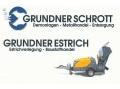 Logo Grundner  Estrichverlegung u.Metallhandel , Entsorgungs OG