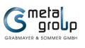 Logo: Grabmayer & Sommer GmbH GS metalgroup