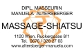 Logo Altersberger Manuela  Massage Shiatsu