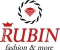 Logo: RUBIN fashion & more  Magdalena Wallas