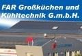 Logo FAR Großküchen- und  Kühltechnik GmbH