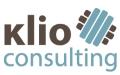 Logo: klio consulting e.U.  Inh. Mag. Friedrich Fuchs MSc