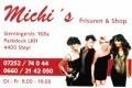 Logo Michi's Frisuren  Michaela G�tz