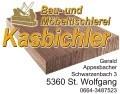 Logo Bau- und Möbeltischlerei Kasbichler