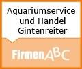 Logo Aquariumservice und Handel Gintenreiter  Inh.: Dominik Gintenreiter  Aquarien - Korallen - Aquascape