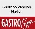 Logo Gasthof-Pension Mader