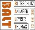 Logo Blitzschutz- u. Erdungsanlagen  Thomas Leyrer
