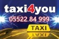 Logo taxi4you e.U. in 6800  Feldkirch