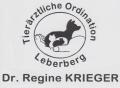 Logo Tier�rztliche Ordination Leberberg  Dr. Regine Krieger