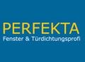 Logo: PERFEKTA  Fenster- & Türdichtungsprofi