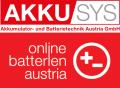 Logo AKKU SYS Akkumulator- und Batterietechnik Austria GmbH
