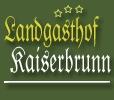 Logo Landgasthof Kaiserbrunn  Fam. Kufner