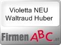 Logo Violetta NEU Waltraud Huber