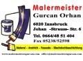 Logo Malermeister  Gurcan Orhan
