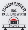 Logo: Baumeister  Ing. Paul Jungwirth