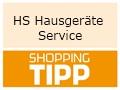 Logo: HS Hausgeräte  Schütt Hans