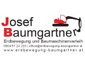 Logo Josef Baumgartner  Baumaschinenverleih und Erdbewegung