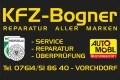 Logo Kfz-Bogner GmbH