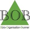 Logo: BOB Büro-Organisation-Brunner