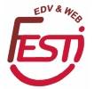 Logo: Martin Festi  EDV-Dienstleistungen & WEB-Seiten-Gestaltung