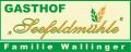 Logo: Gasthof Seefeldmühle Johann Wallinger