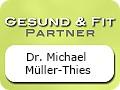 Logo Dr. Michael M�ller-Thies  Facharzt f�r Physikalische Medizin