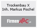 Logo: Trockenbau X  Inh. Markus Pischel