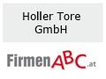 Logo: Holler Tore GmbH