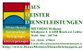 Logo Hausmeisterdienstleistungen  Wolfgang Mittheiss