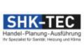 Logo SHK-TEC GmbH Sanitär - Heizung - Klima
