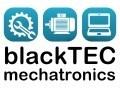 Logo blackTEC e.U. mechatronics  Ihr Spezialist für Ihre Produktentwicklung