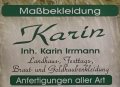Logo Maßbekleidung  Karin Irrmann