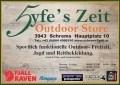 Logo 5yfe's Zeit  Outdoor Store