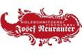 Logo: Holzschnitzerei - Tischlerei  Josef Neurauter