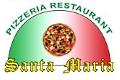Logo Pizzeria - Restaurant  Santa Maria