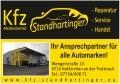 Logo Kfz-Standhartinger e.U. Reparatur – Service – Neu- und Gebrauchtwagenhandel