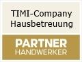 Logo: TIMI-Company Hausbetreuung  Imishti Kushtrim