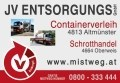 Logo: JV-ENTSORGUNGS GmbH