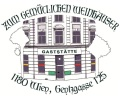 Logo Gasthaus zum gemütlichen Weinhauser in 1180  Wien