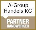 Logo A-Group Handels KG in 9020  Klagenfurt am Wörthersee