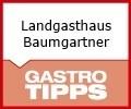Logo Landgasthaus Baumgartner