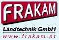 Logo: FRAKAM Landtechnik GmbH