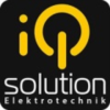 Logo: iQ solution Elektrotechnik