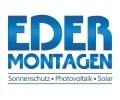 Logo EDER MONTAGEN  Sonnenschutz-Photovoltaik-Solar