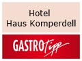 Logo Hotel Haus Komperdell