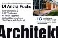 Logo Architekturbüro  DI Andrä Fuchs