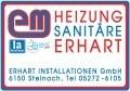 Logo Erhart Installationen GmbH