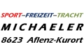 Logo: Intersport Michaeler  Sport - Freizeit - Tracht