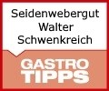 Logo Seidenwebergut  Fam. Walter Oswald Schwenkreich