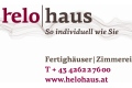 Logo: helohaus Das Fertighaus GmbH